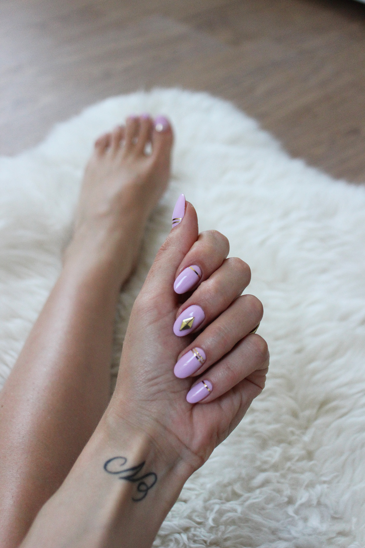 Summer Nails Ioana Chisiu Fashion Beauty Lifestyle Blog